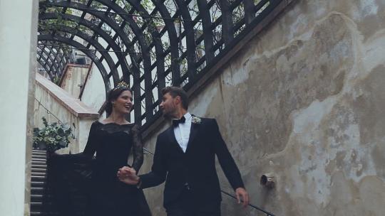 Christian & Melissa// Sacre Coeur, Prague