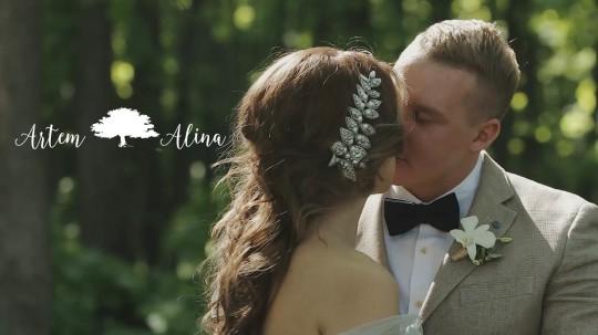 /Артем и Алина/Солнечная поляна, Park Hotel`s сamping (фильм)