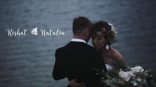 Ришат и Наталия// Бутик-отель FAMILIA, ресторан Усадьба (фильм)